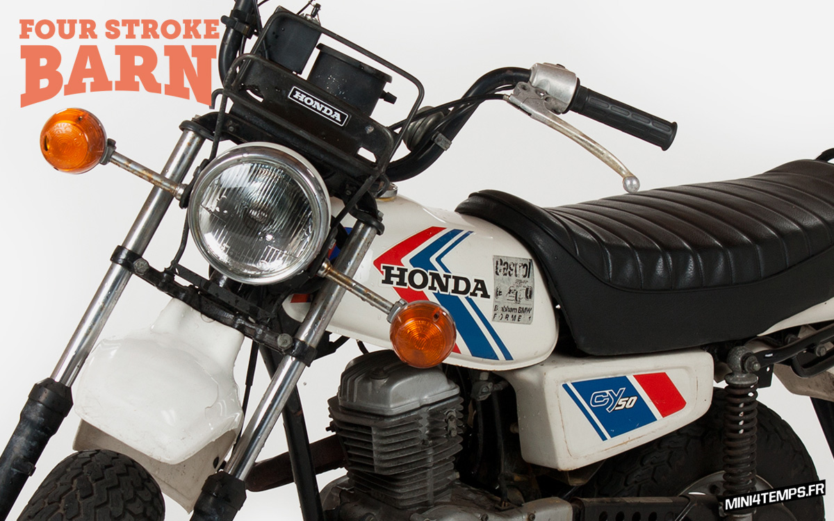 Honda CY50 - mini4temps.fr