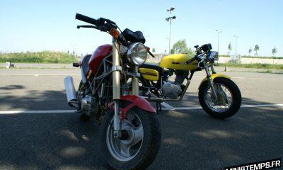Minis Ducati Demoscino et Mostricino - mini4temps.fr