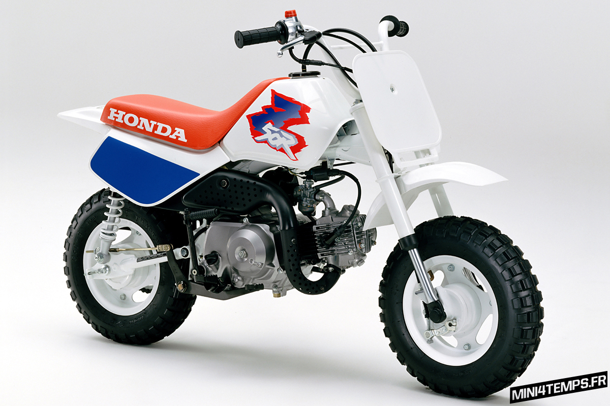Honda Monkey Z50R 1992 - mini4temps.fr