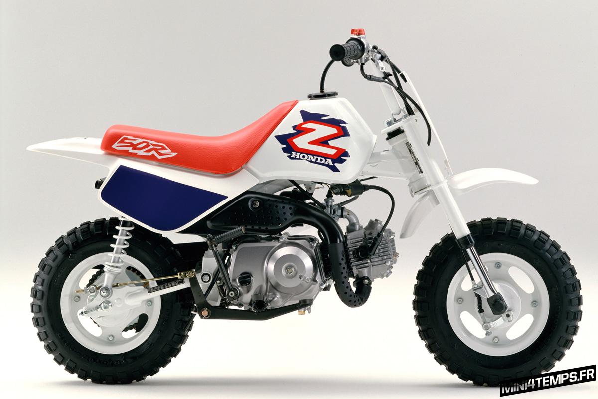 Honda Monkey Z50R 1995 - 1997 - mini4temps.fr