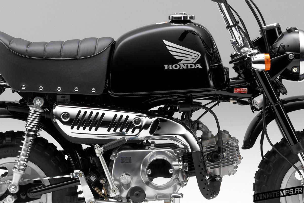 Honda Monkey Gorilla Noir - mini4temps.fr