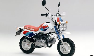 Honda Monkey Baja - mini4temps.fr