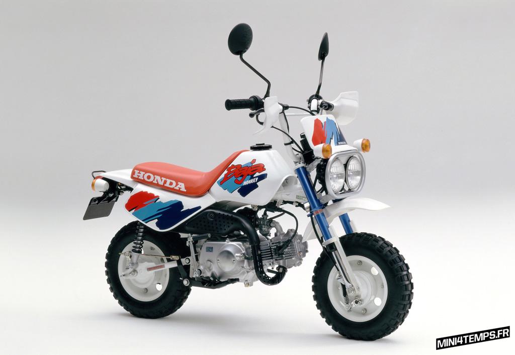 Honda Monkey Baja - mini4temps.fr