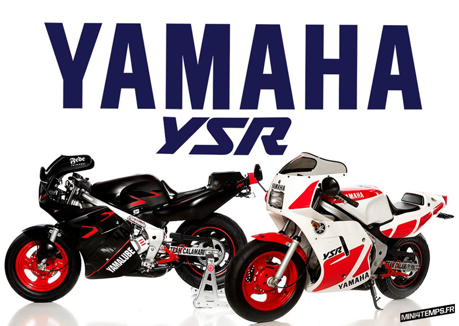 Yamaha YSR 50 Yamaha Minibikes - mini4temps.fr