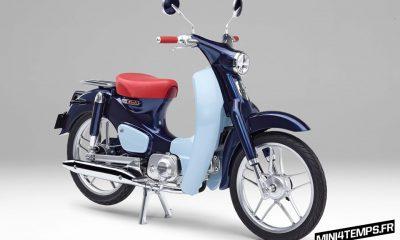 L'histoire du Honda Cub - Honda Super Cub - mini4temps.fr