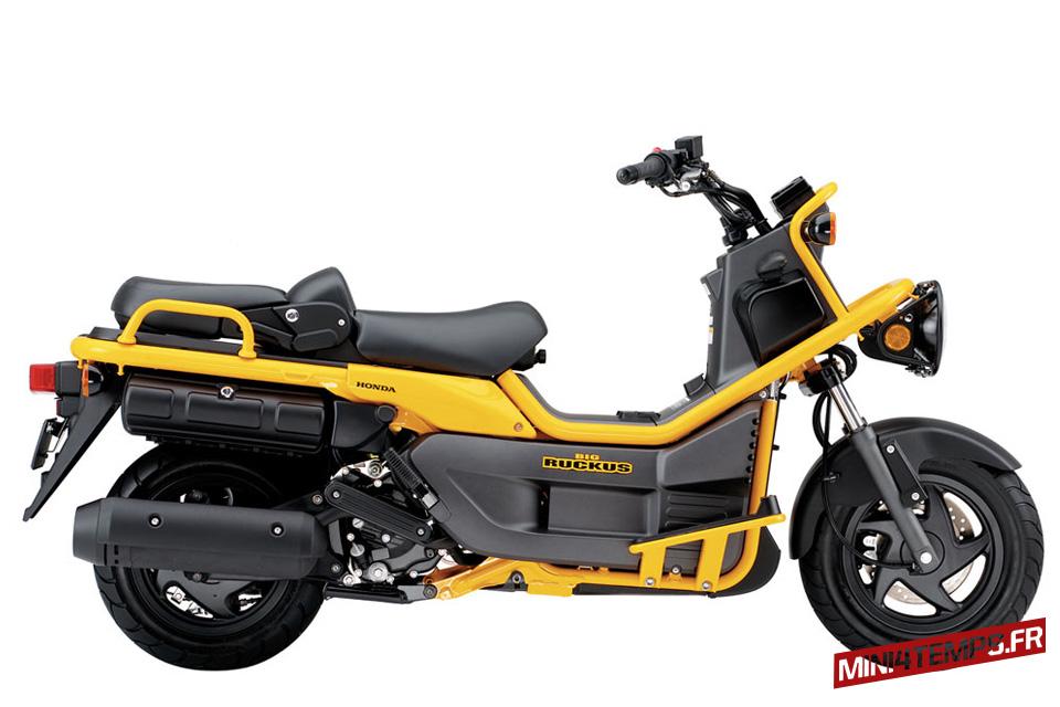 Honda scooter Big Ruckus PS250 - mini4temps.fr