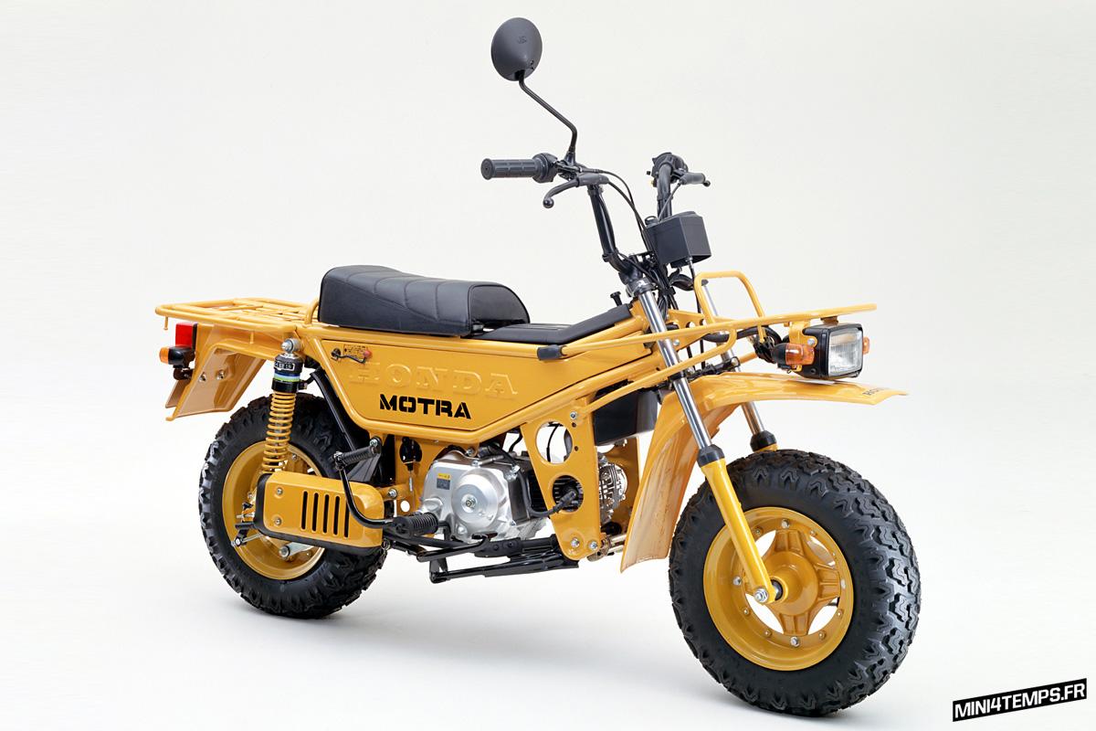 Honda Motra - mini4temps.fr