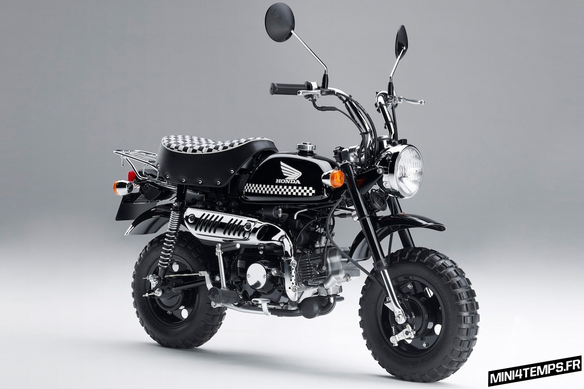 Honda Monkey Z50Fi Limited Edition 2013 - mini4temps.fr