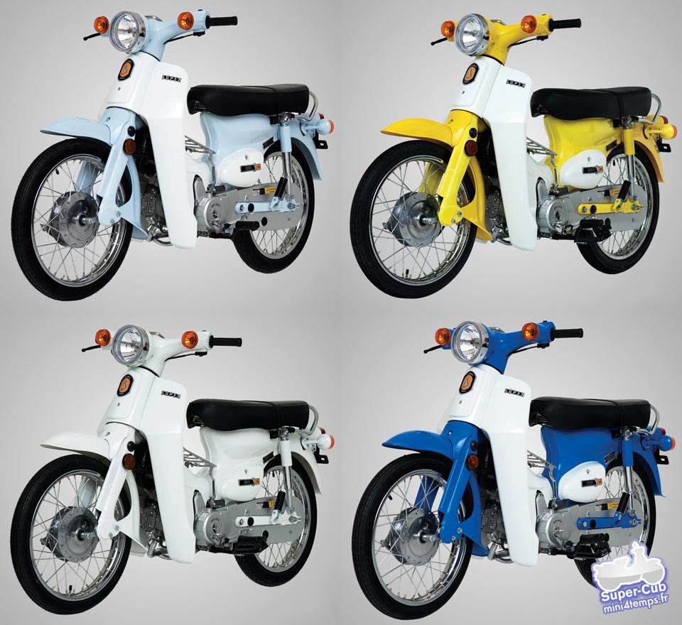 Super Cub By Super Motor Company - mini4temps.fr