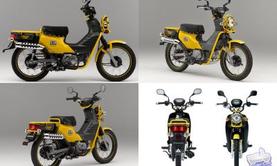 Honda Cub CC110 - mini4temps.fr