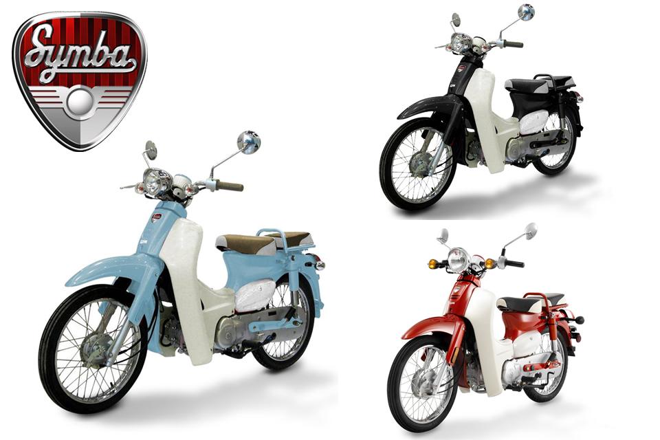 Sym Symba, Honda Cub Replica