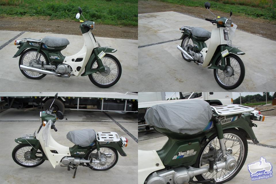 Yamaha Townmate - mini4temps.fr