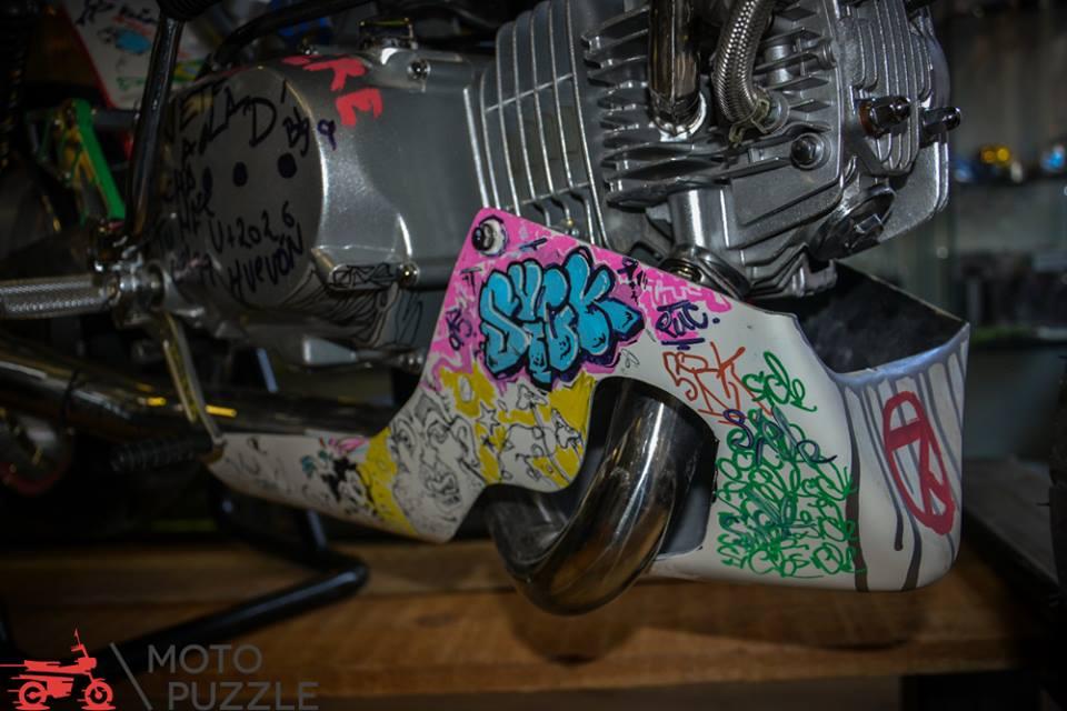Le Monkey Graffiti de Motopuzzle - mini4temps.fr