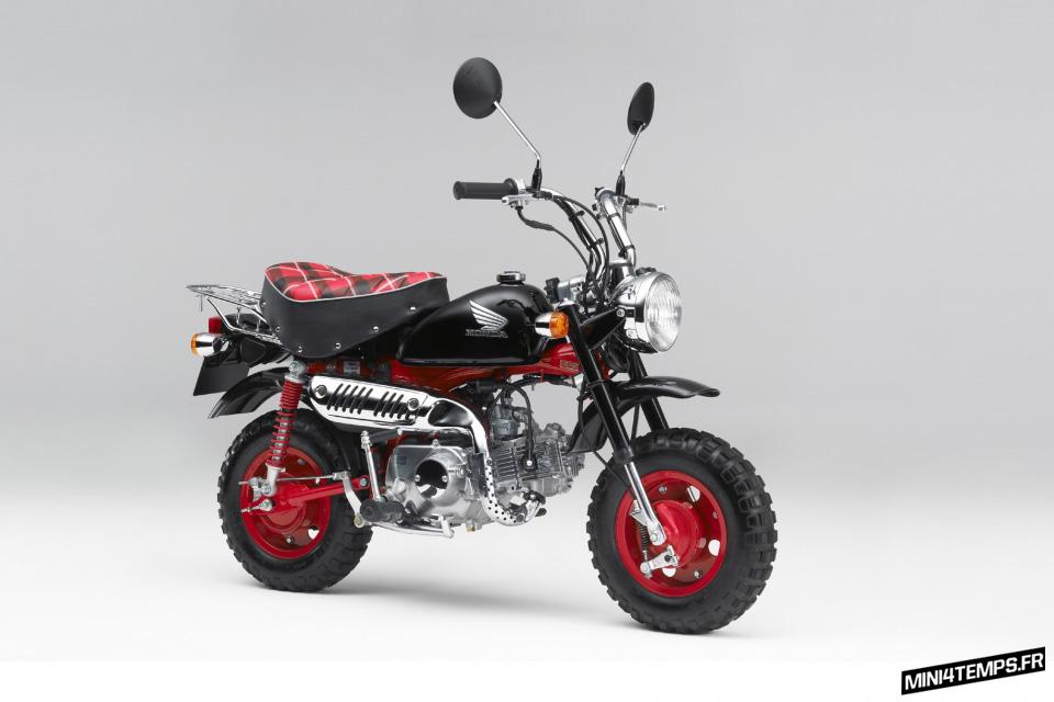 Honda Monkey 40th Anniversary - mini4temps.fr
