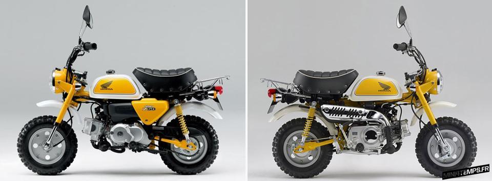 Honda Monkey 2012 Fi Limited Edition - mini4temps.fr