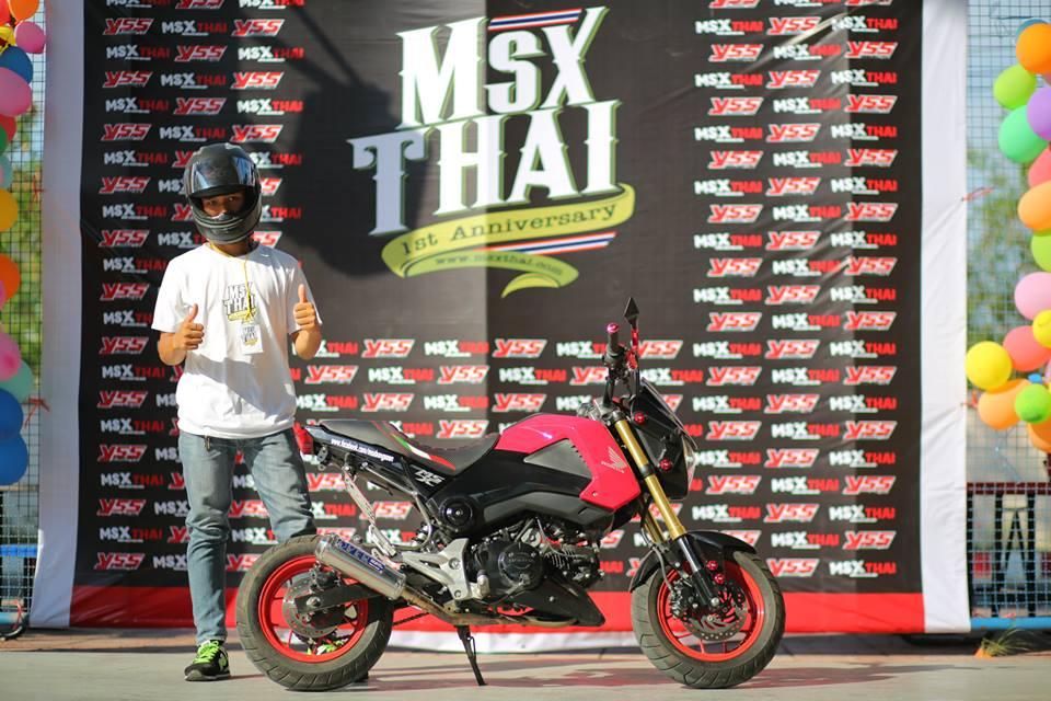Honda Msx Thai 1st Anniversary - mini4temps.fr