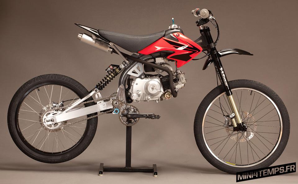 Motoped Bikes : VTT et Pitbike - mini4temps.frMotoped Bikes : VTT et Pitbike - mini4temps.fr