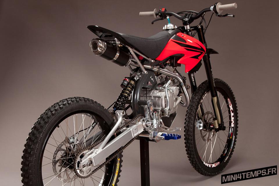 Motoped Bikes : VTT et Pitbike - mini4temps.fr