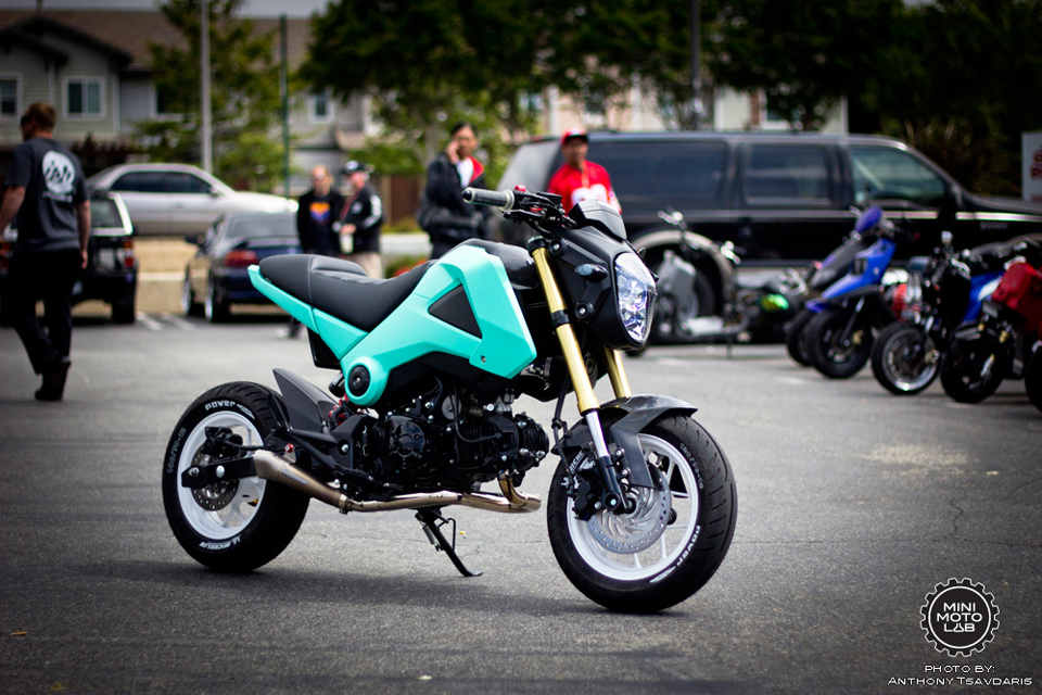 Mini Moto Lab Canada - mini4Temps.fr