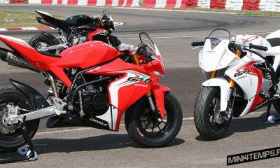 Minimoto Ohvale GP-0 GP Mini - mini4temps.fr