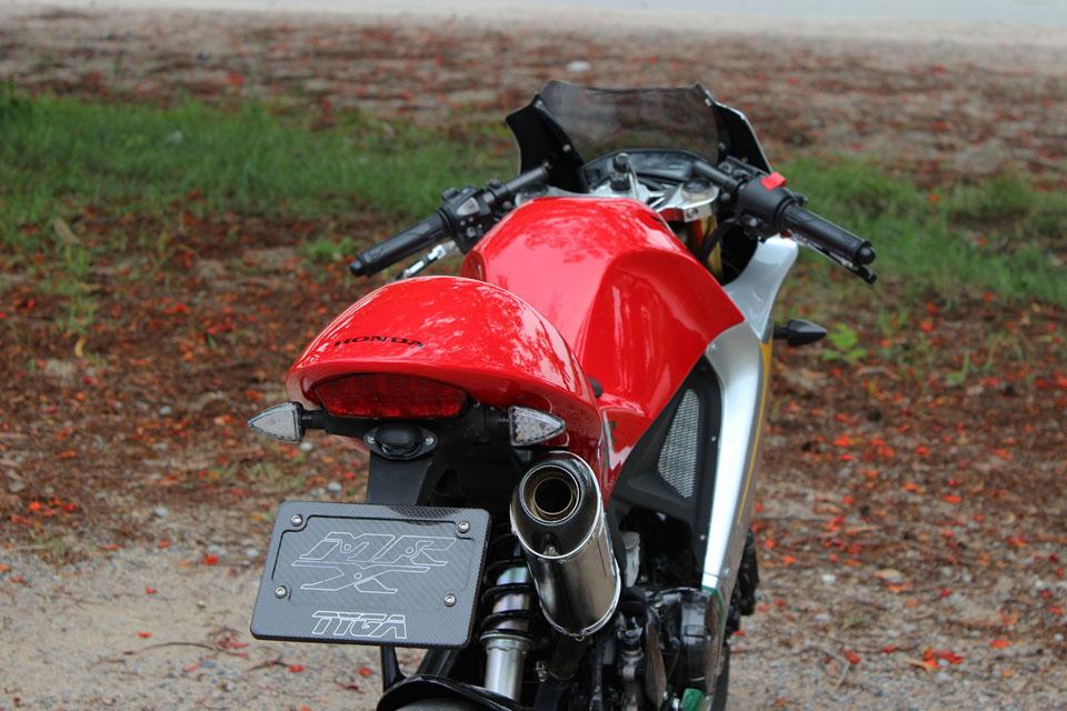 Honda MSX Projet MRX by TYGA - mini4temps.fr
