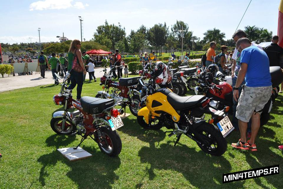 Meeting de Moteros KM 13 Gran Canaria 2014 - mini4temps.fr