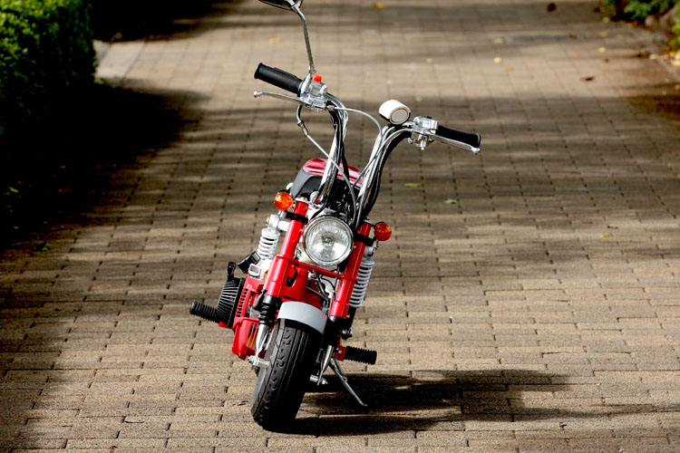 Kozaru ST31A Honda Dax Replica - mini4temps.fr