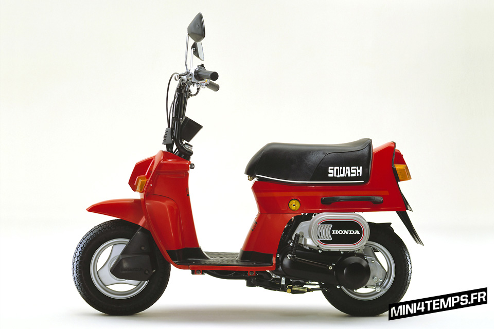 Scooter Honda Squash 50cc - mini4temps.fr