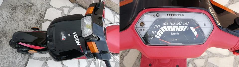 Scooter Honda Vision - mini4temps.fr