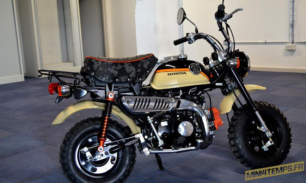 Honda Adventure Monkey Z50 2016 - mini4temps.fr