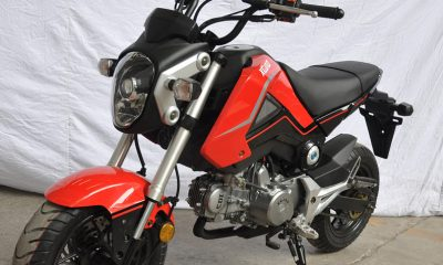 XGJAO Honda MSX 125 Chines Replica - mini4temps.fr