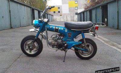 Honda Dax CT70 used - mini4temps.fr