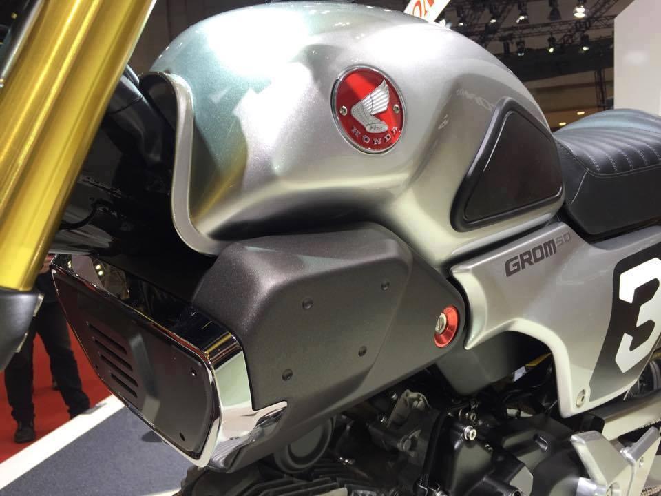 Honda Grom Scrambler 50 - mini4temps.fr