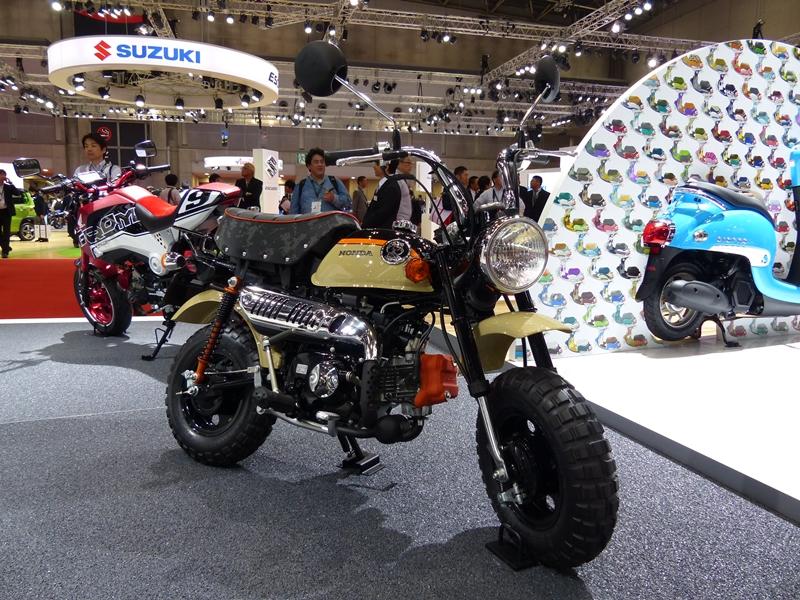 Honda Monkey 50 - mini4temps.fr