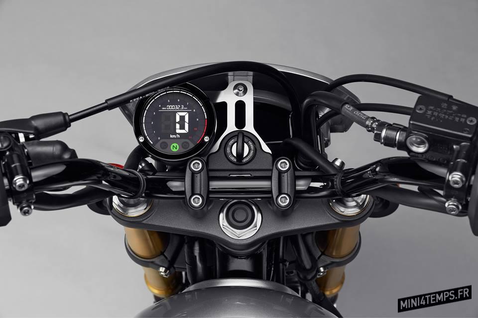 Honda Grom Scrambler - mini4temps.fr