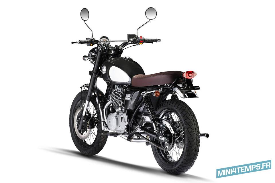 Scrambler Mash 250 2014 - mini4temps.fr