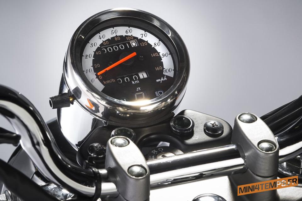 Mash Seventy Five 125cc 2014 - mini4temps.fr