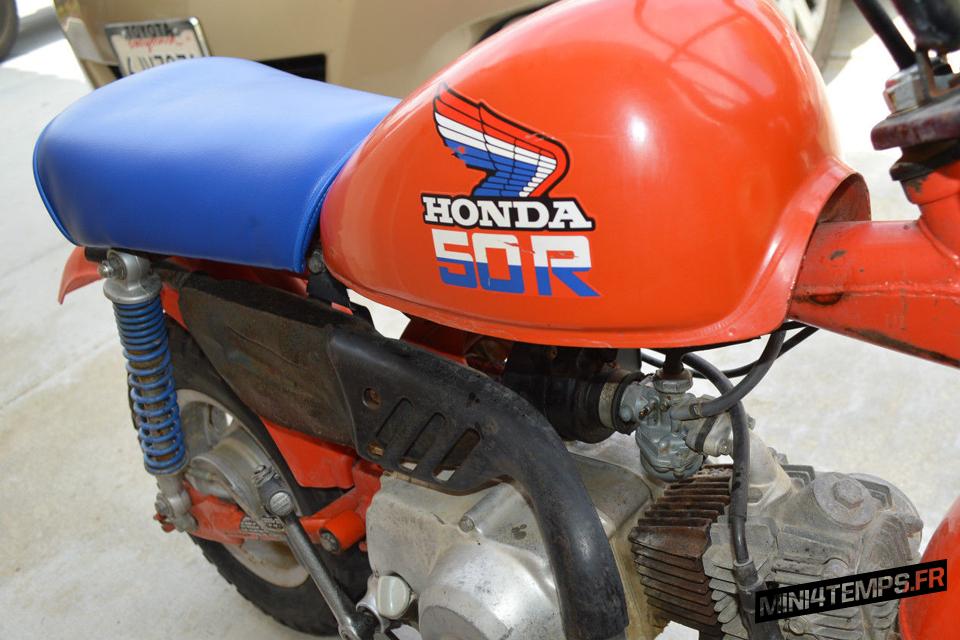 Honda Monkey Z50R 1979 Full Stock - mini4temps.fr