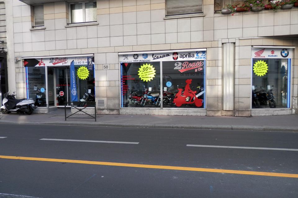 2 Roues et Cie : un nouveau magasin mini4temps en région parisienne ! - mini4temps.fr