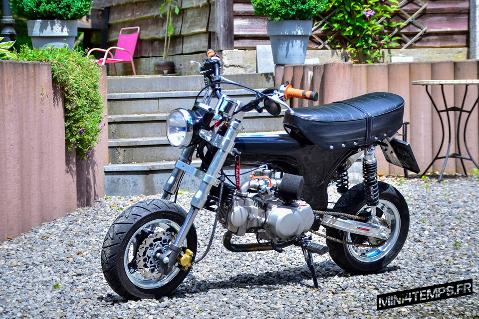 Dax Zhenhua 125cc - mini4temps.fr