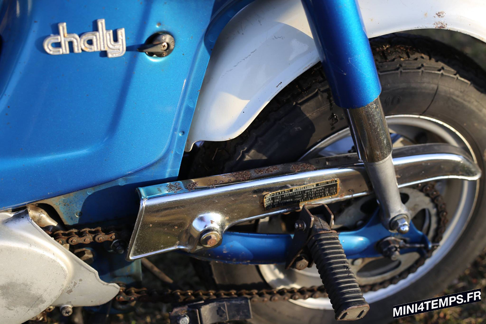 Honda Chaly CF50 - mini4temps.fr