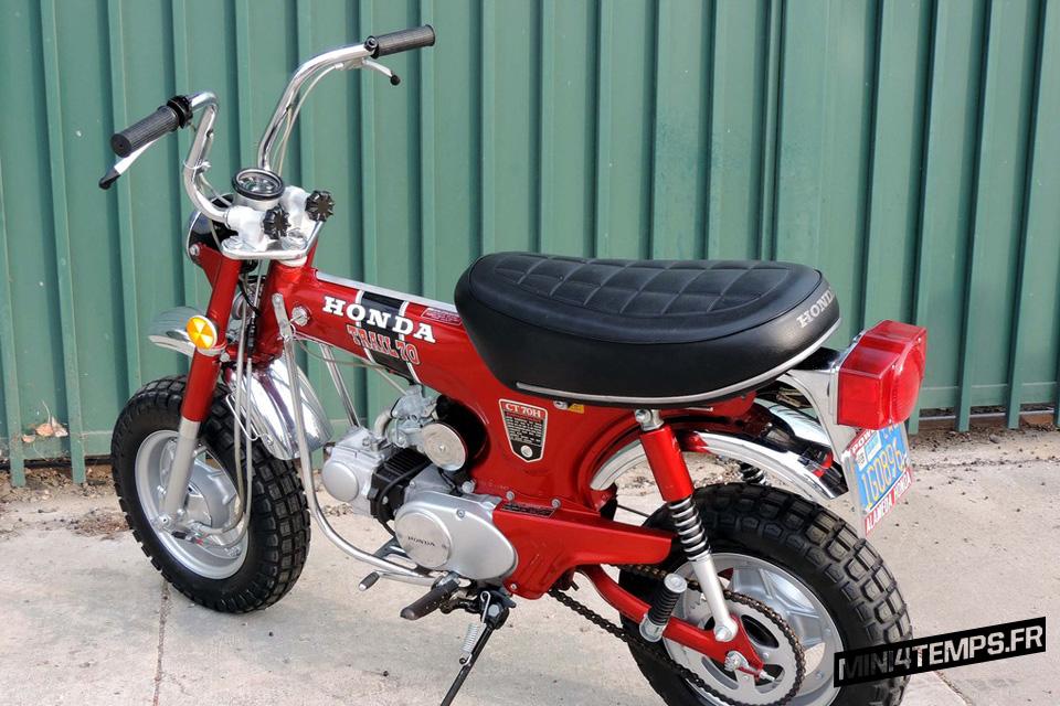 Honda Dax CT70 Trail 70 1972 - mini4temps.fr