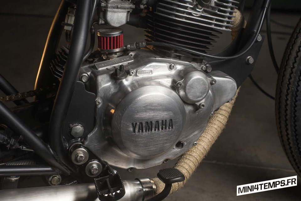 Yamaha SR 125 Little Baby CRD#56 - mini4temps.fr