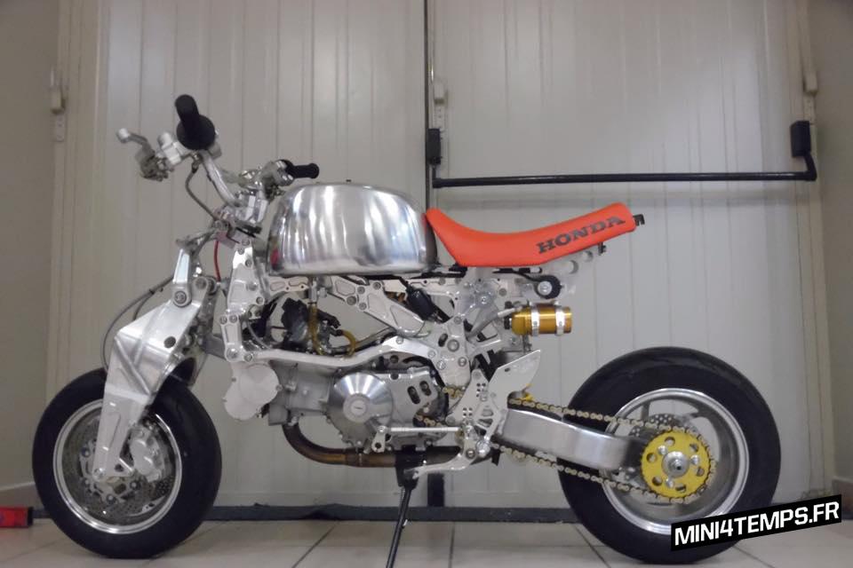Le BVT Exclusive Bike de Tercel - mini4temps.fr