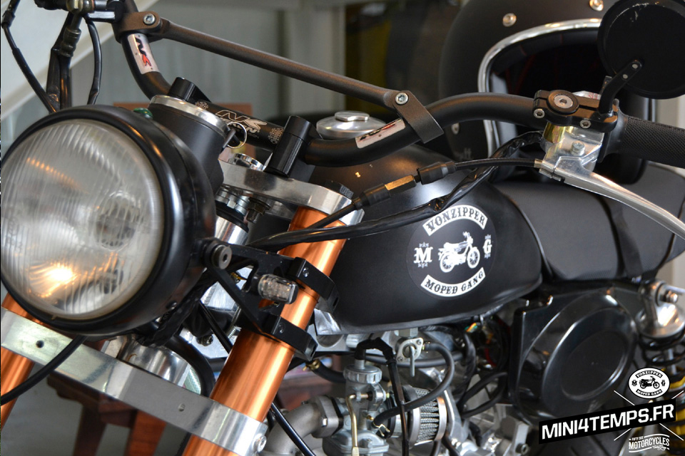 Le Monkey de 56 Motorcycles - mini4temps.fr