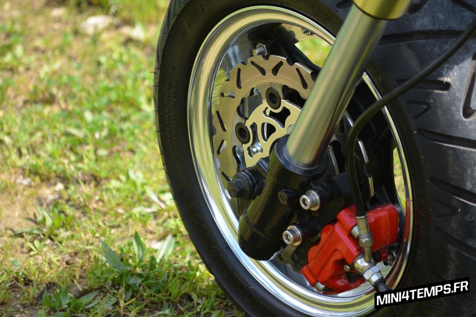 Le Dax General Lee de Duke Motorcycles - mini4temps.fr
