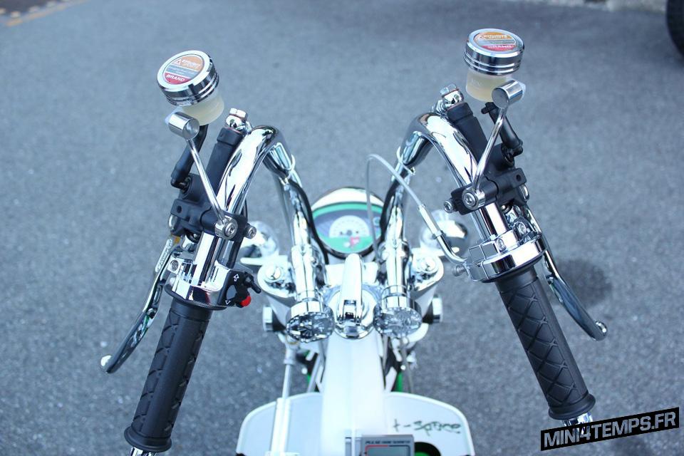 Le Honda Chaly de Hirotaka Seko - mini4temps.fr