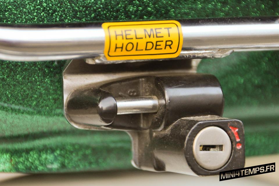 Le Lowrider Honda Chaly de Tito - mini4temps.fr