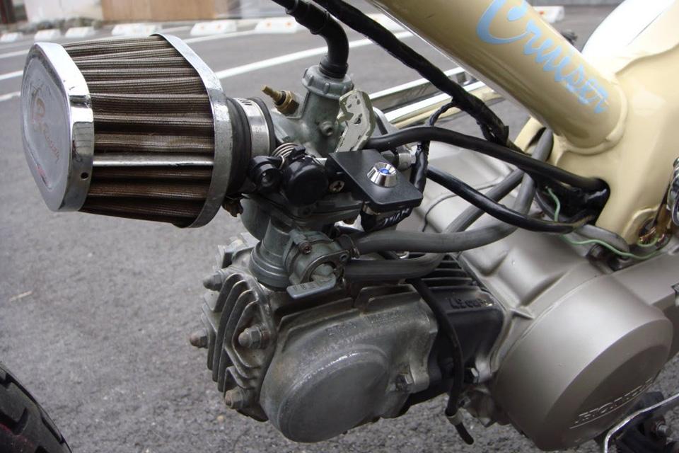 Honda Cub Cruiser Garage521 - mini4temps.fr