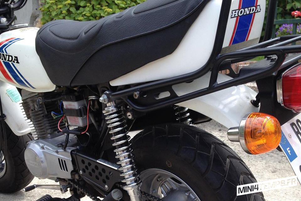 Le Honda CY80 de Thierry - mini4temps.fr